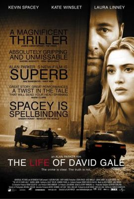 The Life of David Gale movie poster (2003) poster MOV_98315c3c