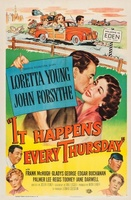 It Happens Every Thursday movie poster (1953) picture MOV_9834567d