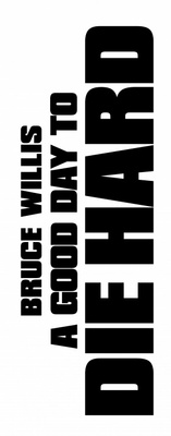 A Good Day to Die Hard movie poster (2013) poster MOV_9835c207