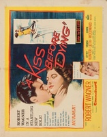 A Kiss Before Dying movie poster (1956) picture MOV_983e7de4