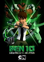 Ben 10 Destroy All Aliens movie poster (2012) picture MOV_98480faa