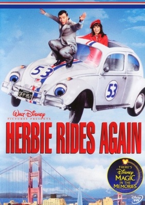 Herbie Rides Again movie poster (1974) poster MOV_984b416a