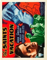 The Saint's Vacation movie poster (1941) picture MOV_984dcf29