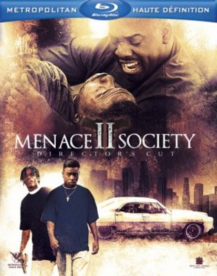Menace To Society movie poster (1993) poster MOV_984f652c