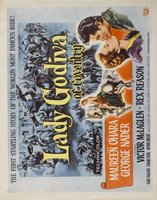 Lady Godiva of Coventry movie poster (1955) picture MOV_9850236f