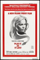 Play It As It Lays movie poster (1972) picture MOV_985315a4