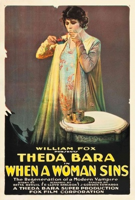 When a Woman Sins movie poster (1918) poster MOV_985437ab