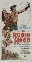 The Story of Robin Hood and His Merrie Men movie poster (1952) picture MOV_d3dd0b48