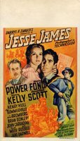Jesse James movie poster (1939) picture MOV_98556be9