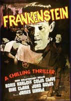Frankenstein movie poster (1931) picture MOV_98569e03