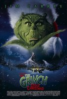 How the Grinch Stole Christmas movie poster (2000) picture MOV_985eb7e2