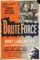 Brute Force movie poster (1947) picture MOV_9862193a