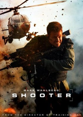 Shooter movie poster (2007) poster MOV_9866997c