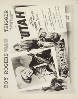 Utah movie poster (1945) picture MOV_986a3021