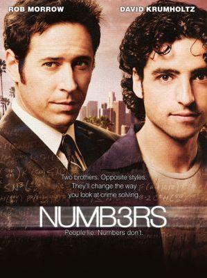 Numb3rs movie poster (2005) poster MOV_986aec48