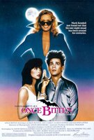 Once Bitten movie poster (1985) picture MOV_986e9b6f