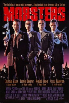 Mobsters movie poster (1991) poster MOV_986fb13e
