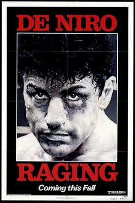 Raging Bull movie poster (1980) poster MOV_9871f084