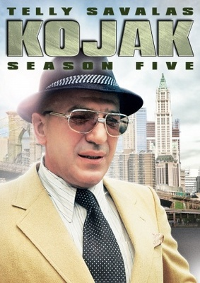Kojak movie poster (1973) poster MOV_987632a2