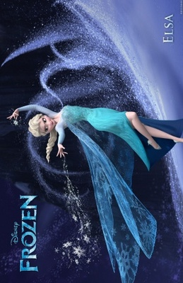 Frozen movie poster (2013) poster MOV_9876dcb5