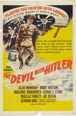 The Devil with Hitler movie poster (1942) poster MOV_988770bb