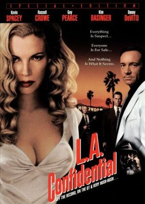 L.A. Confidential movie poster (1997) poster MOV_9889f34a