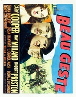 Beau Geste movie poster (1939) picture MOV_988a03e6