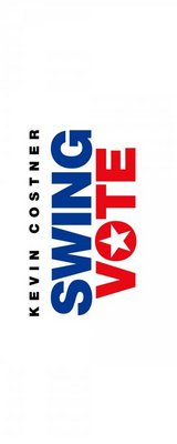 Swing Vote movie poster (2008) poster MOV_988d63f3
