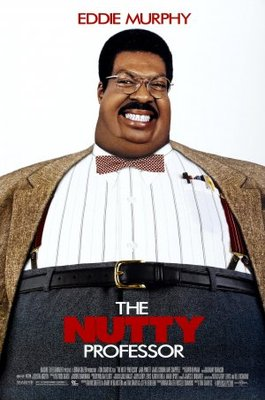 The Nutty Professor movie poster (1996) poster MOV_989284ec