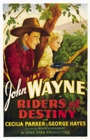 Riders of Destiny movie poster (1933) picture MOV_989a4126
