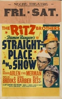 Straight Place and Show movie poster (1938) picture MOV_989b9c35