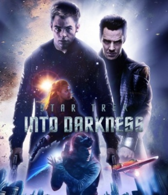 Star Trek Into Darkness movie poster (2013) poster MOV_989ce6e0