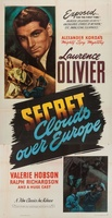 Clouds Over Europe movie poster (1939) picture MOV_98a0ff37