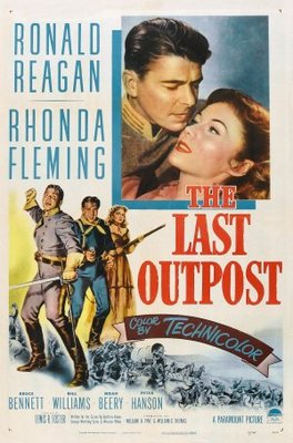 The Last Outpost movie poster (1951) poster MOV_98a5e04a