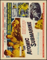 The Atomic Submarine movie poster (1959) picture MOV_98aa552e