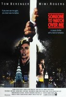 Someone to Watch Over Me movie poster (1987) picture MOV_98ab71fc