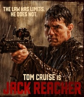 Jack Reacher movie poster (2012) picture MOV_07522209