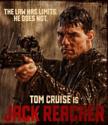 Jack Reacher movie poster (2012) poster MOV_98b30278
