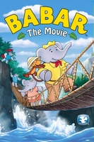 Babar: The Movie movie poster (1989) picture MOV_98b53f95