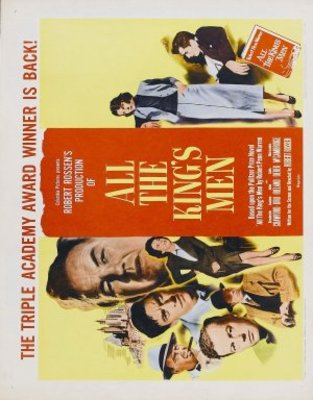 All the King's Men movie poster (1949) poster MOV_98b5a2ce
