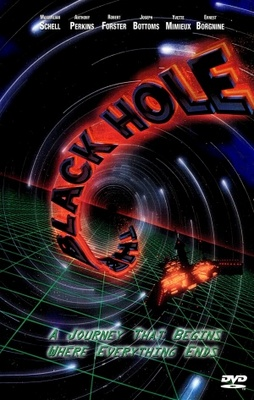 The Black Hole movie poster (1979) poster MOV_98b6e7d8