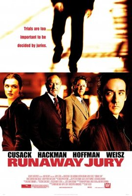 Runaway Jury movie poster (2003) poster MOV_98b99f14