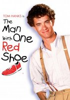 The Man with One Red Shoe movie poster (1985) picture MOV_98b9edf9