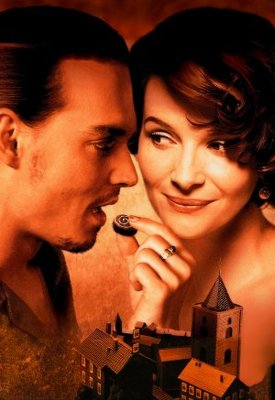 Chocolat movie poster (2000) poster MOV_98c79446