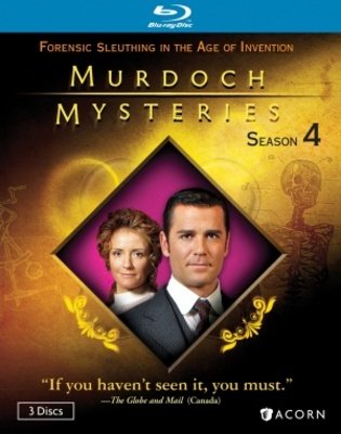 Murdoch Mysteries movie poster (2008) poster MOV_98cbcf86
