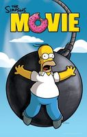 The Simpsons Movie movie poster (2007) picture MOV_98ce69c9