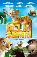 Delhi Safari movie poster (2011) picture MOV_98cf9018