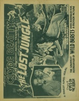 The Lost Jungle movie poster (1934) picture MOV_98d1ec93