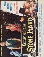 Curse of the Stone Hand movie poster (1964) picture MOV_98d276d7