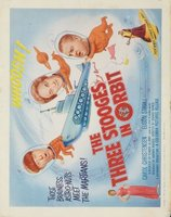 The Three Stooges in Orbit movie poster (1962) picture MOV_98da5c22